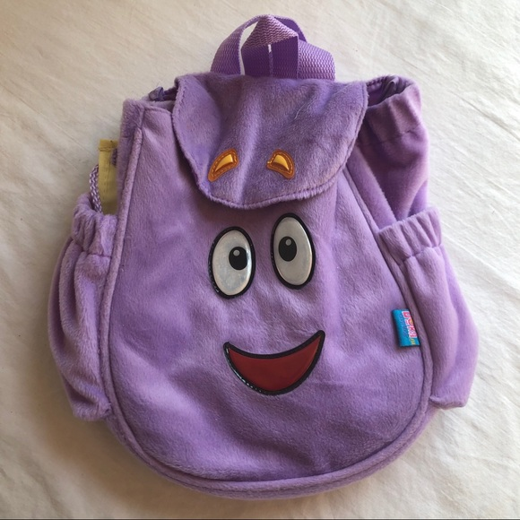 Dora's Backpack with Map on dora backpack and map, dora boots backpack map, dora party, dora backpack toy map,